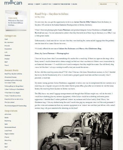 millican cave blog