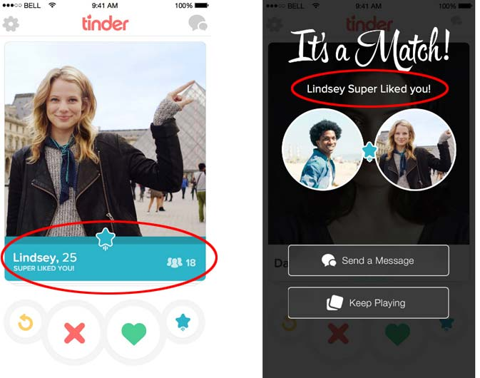 """What is a Tinder """"Super Like""""? (And Can It Help Me?)"""