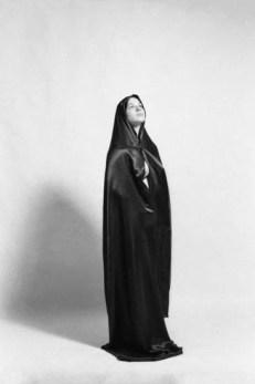 Mourad Gharrach, Femme Mauresque III - série 2, 2008 Tirage numérique Fine Art Courtesy : Galerie 127, Marrakech