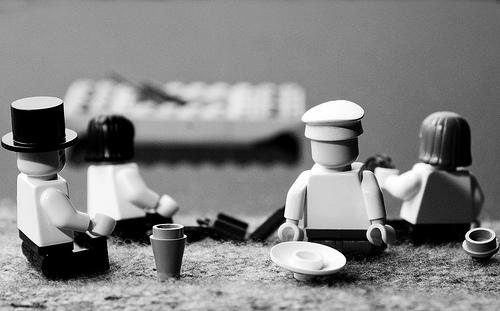 Révisez vos classiques… en Lego