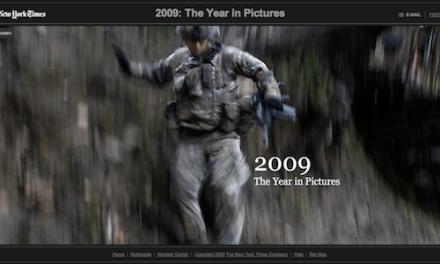 2009 : l'année en photo