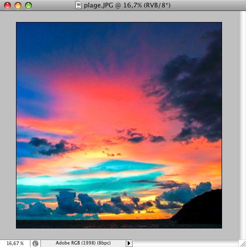 Lightroom : photos et fichiers