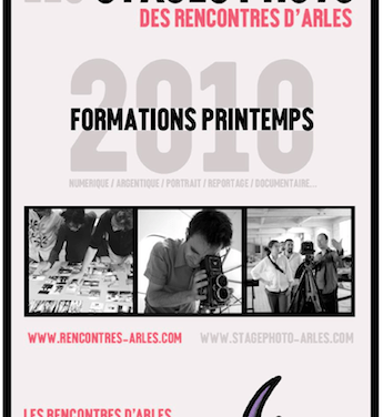 Arles : stages de printemps 2010