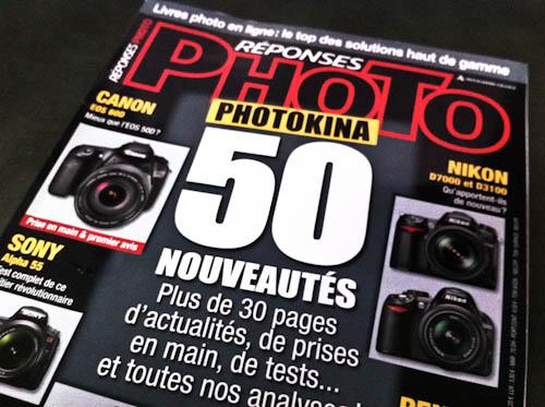 Photokina : 50 nouveautés dans Réponses Photo 223