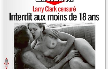 Larry Clark, Teenage Lust, Libération…