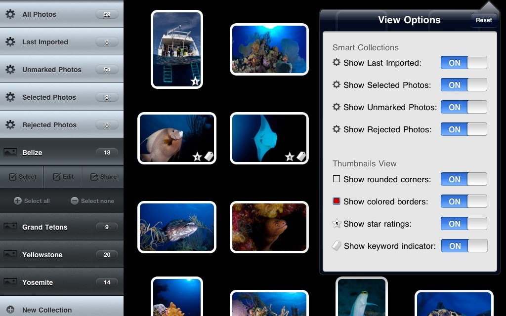 Photosmith, le chaînon manquant entre l'iPad et Lightroom