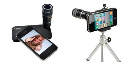 iTele : un téléobjectif Rollei pour votre iPhone