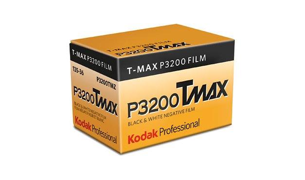 De profundis T-Max 3200