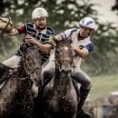 Photo de sport : l'exemple horse ball à télécharger