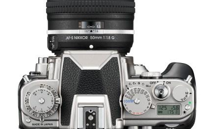 Fin du suspense chez Nikon avec le Nikon Df