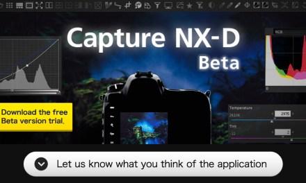 Nikon Capture NX-2 est mort, vive Nikon Capture NX-D !