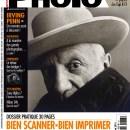 Réponses Photo 266 : bien scanner, bien imprimer + Irving Penn