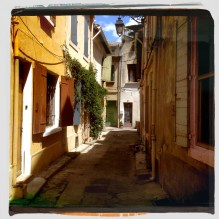 Mais Arles, c'est aussi le plaisir de flanner dans la ville.