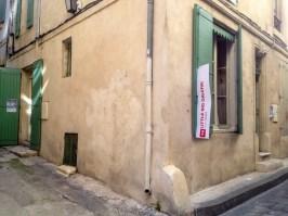 Little Big Galerie prend ses quartiers d'été tout juillet dans une petite rue près de la rue de la République.