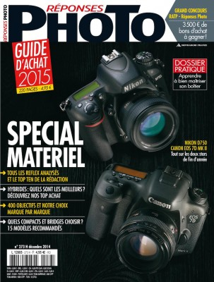 Reponses Photo guide achat 2015