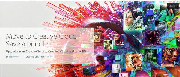 Creative Suite Banner