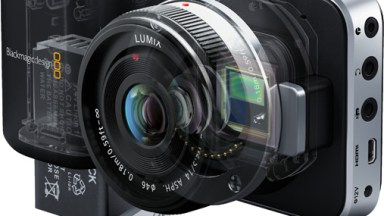 Meet The Blackmagic Pocket Cinema Camera