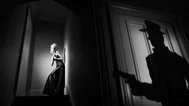 Film Noir Portraits ~ Pictures and techniques