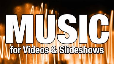Free & Legal Music Sources for Slideshows & Videos