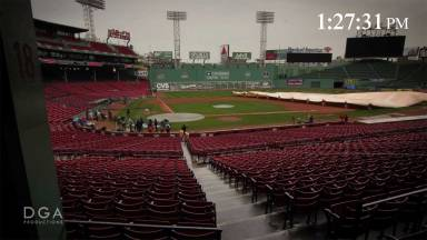 The Game of Baseball – As Told by Time-lapse
