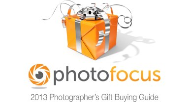 2013 Photographer's Gift Buying Guide