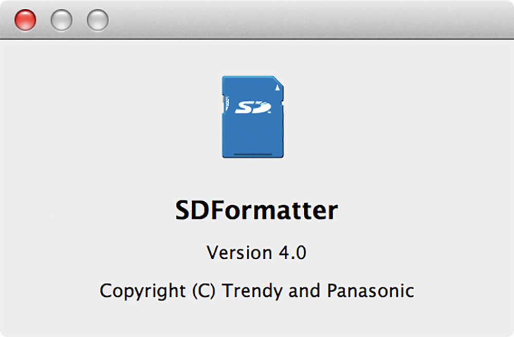 How to Properly Format SD/SDHC/SDXC Cards
