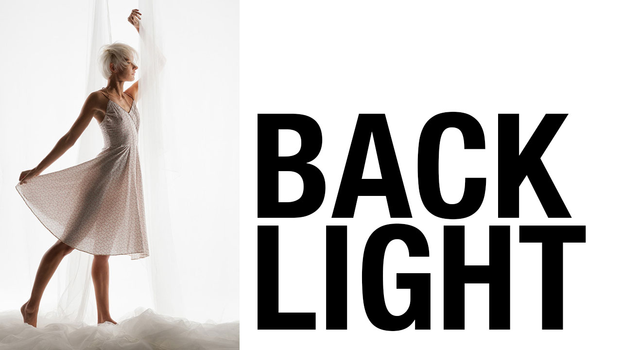 Using Backlight for Dramatic Portraits