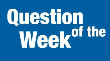 Question of the Week: Photography Sales