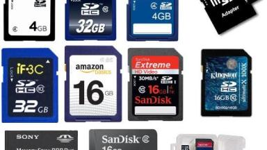 10 Tips for Healthy Camera Memory Cards