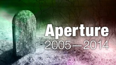Apple Discontinues Aperture