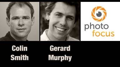 Colin Smith & Gerard Murphy | Photofocus Podcast 7/5/14