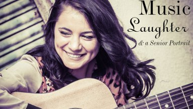 Music, Laughter, and a Senior Portrait | How I Got the Shot