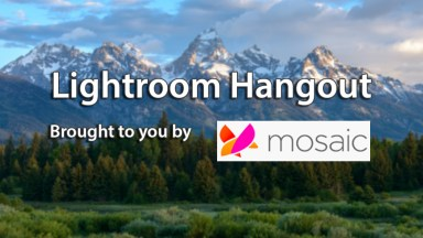 Looking back at our Lightroom to Photoshop Round Trip Hangout
