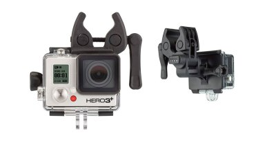 Into Shooting Sports? There's Now A GoPro Mount