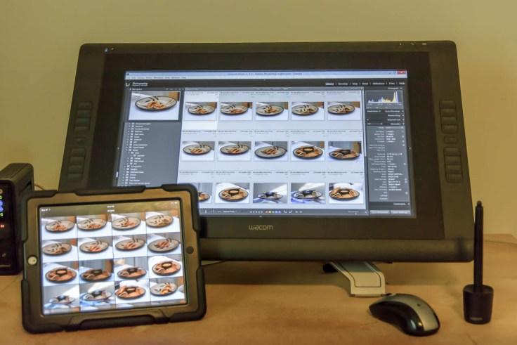 Lightroom Mobile Workflow