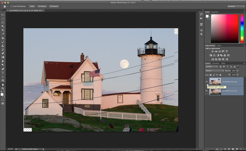 Putting it All Together: Planning with Post-Production in Mind