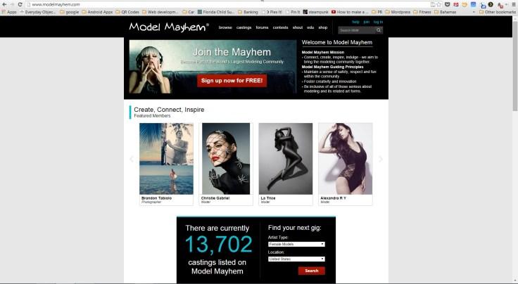 modelmayhem