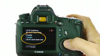 Autofocus Essentials with Canon DSLRs