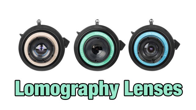 Shooting with Lomography Lenses