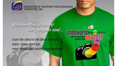 In Asia? Then Don't Miss Photo World Asia