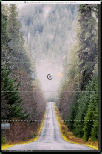 Default blur