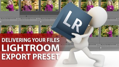 How to Deliver Images to your Client using Lightroom