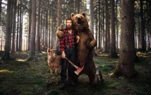Forest Team By Maxim Vasilyev