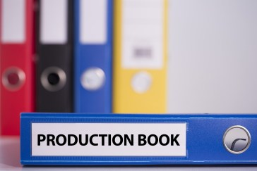Large Production Book