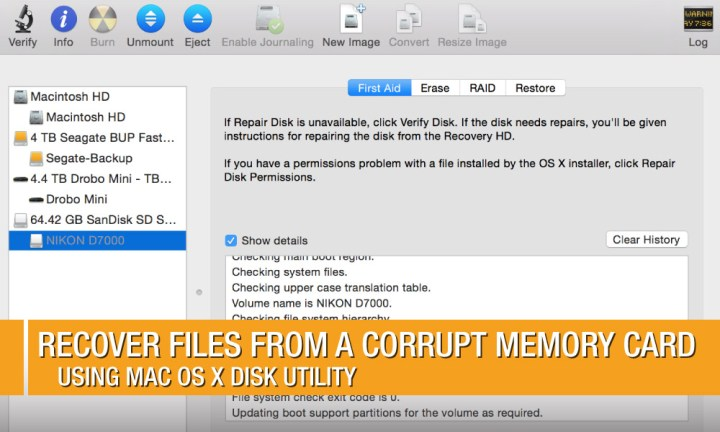 how to recover deleted files from flash drive using mac