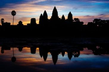 Ankgor Wat Sunrise II