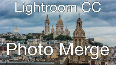 Lightroom Photo Merge Gives Enhanced Dynamic Range