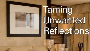 Taming Interior Reflections