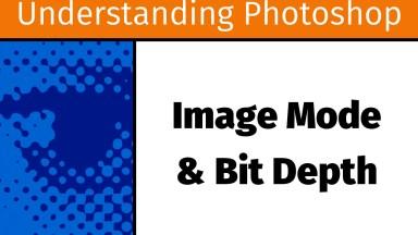 Image Mode & Bit Depth [UP3]