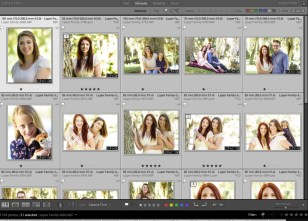 3b Select all Flagged images